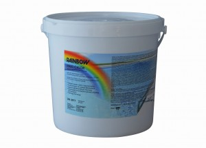 Chlor do basenu Maxi Chlor 200 g 5 kg RAINBOW tabletki